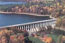 Brighton Dam Intake Tower